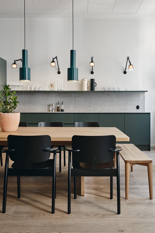 Fjord's Helsinki studio by Studio Joanna Laajisto on Anniversary Magazine