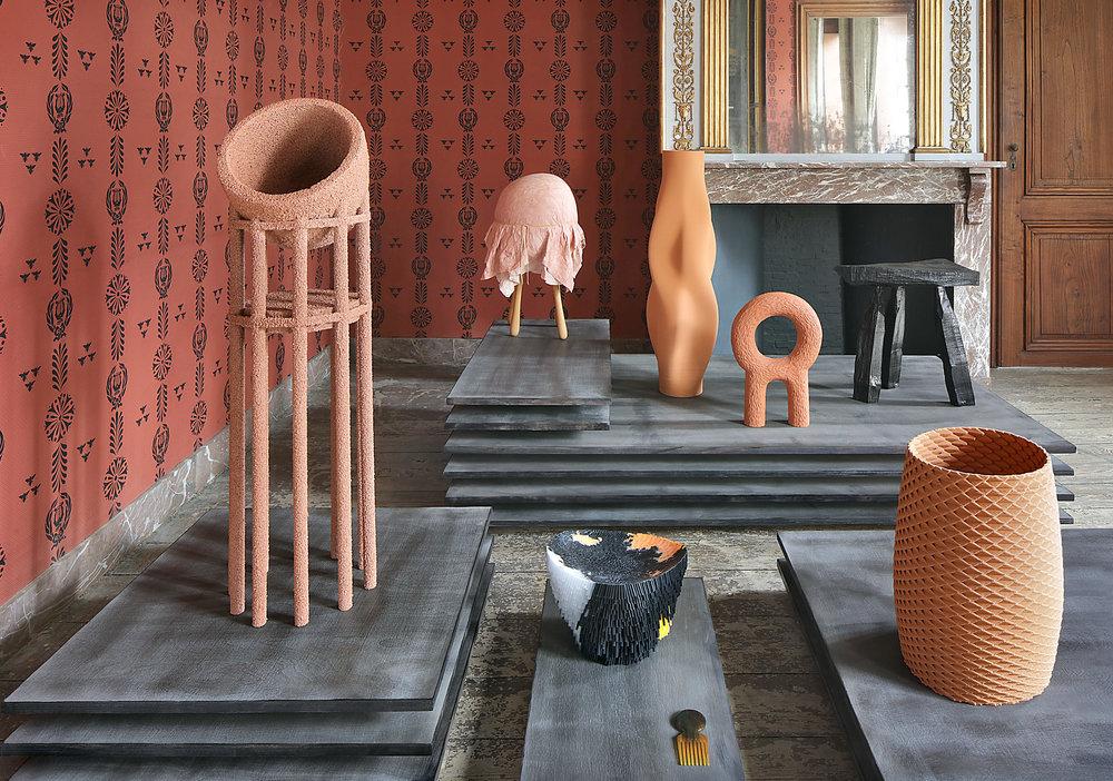 Poème Brut on Anniversary Magazine