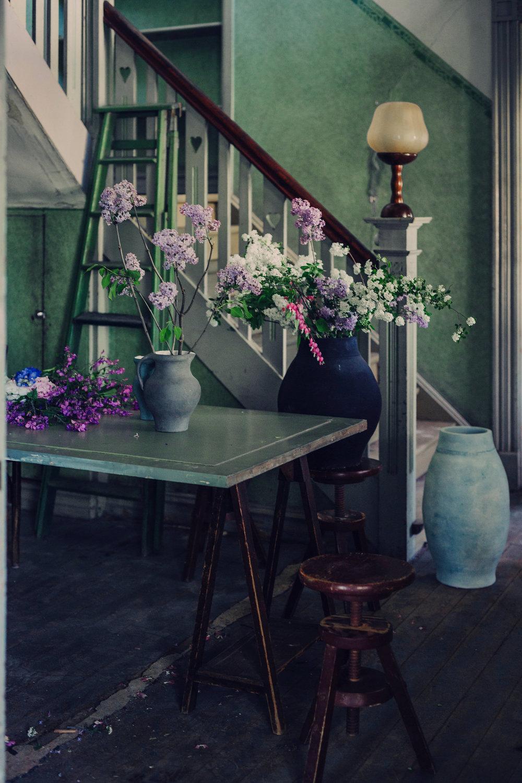Vases by Bissa Segerson