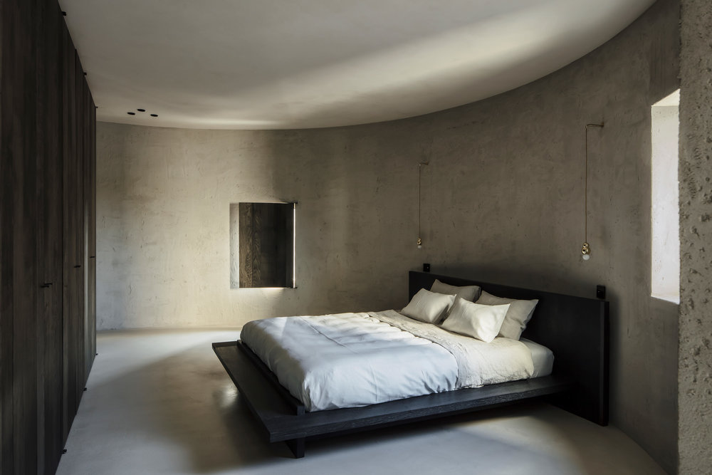 Silo Apartment by Arjaan de Feyter on Anniversary Magazine