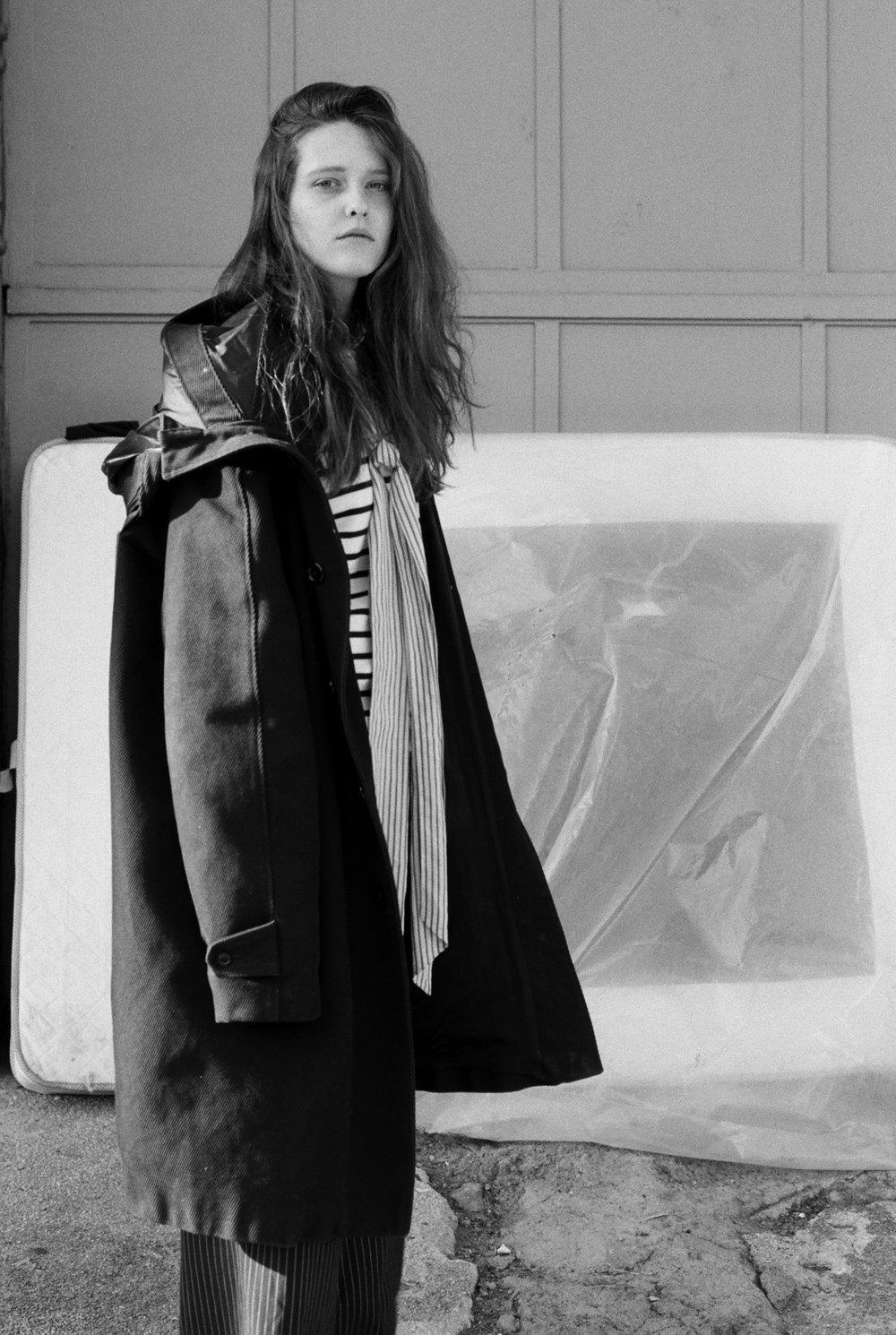 Maryna Buniak @ New York Models