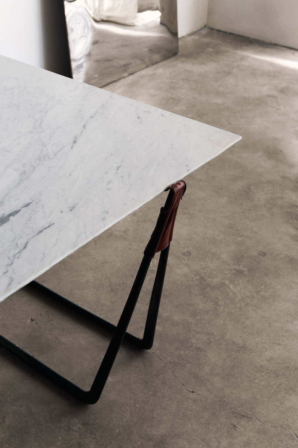 In Conversation with Ben Storms, the Belgian Designer Giving Lightness to Marble on Anniversary Magazine © Alex Lesage — threefold