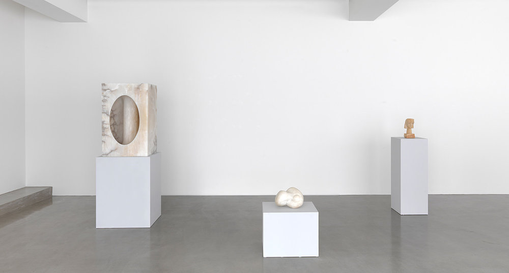 Mineral Material : Alabaster at Ordovas Gallery, London on Anniversary Magazine