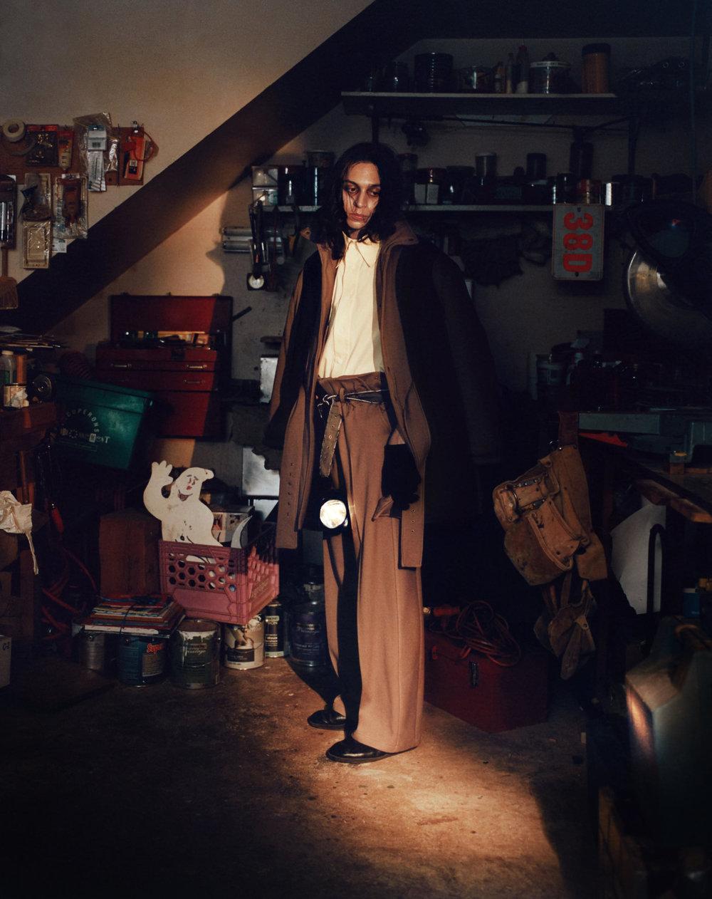 Photographic expressionism with Devon Corman on Anniversary Magazine