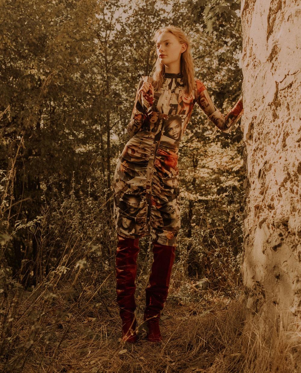 The Dress of My Dream by Photographer Lucas Lehmann on Anniversary Magazine