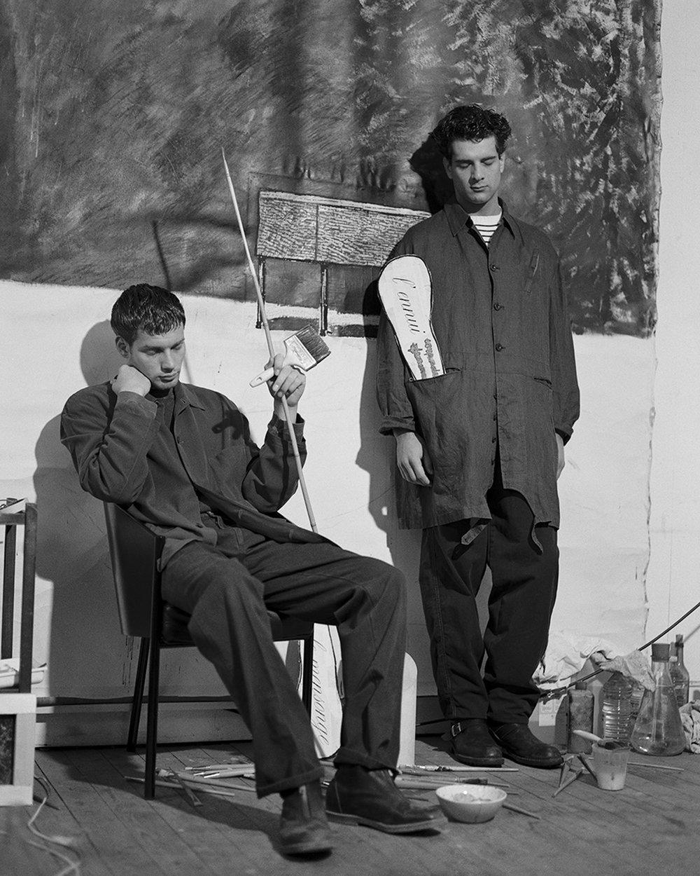 50 years of Karel Fonteyne at Ingrid Deuss Gallery, Antwerp on Anniversary Magazine