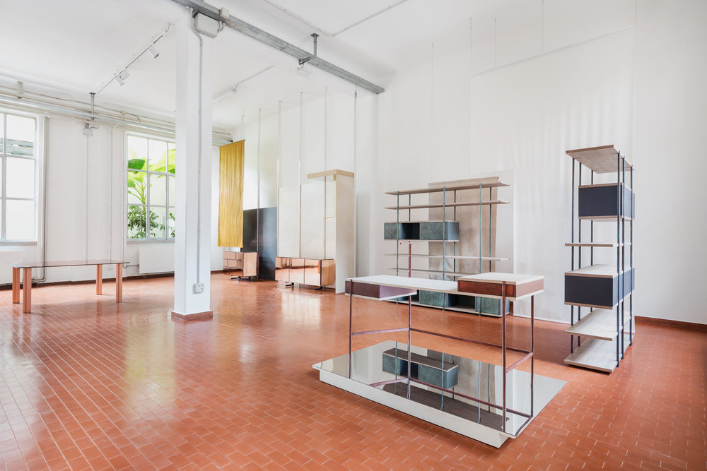 A First Showroom in Milan for Spotti Edizioni Milano on Anniversary Magazine