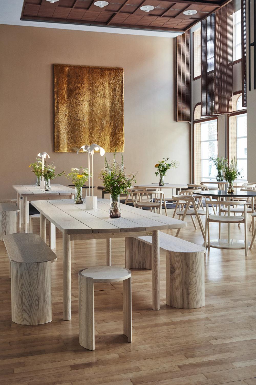 Joanna Laajisto Launches Lumme Lamp Series on Anniversary Magazine