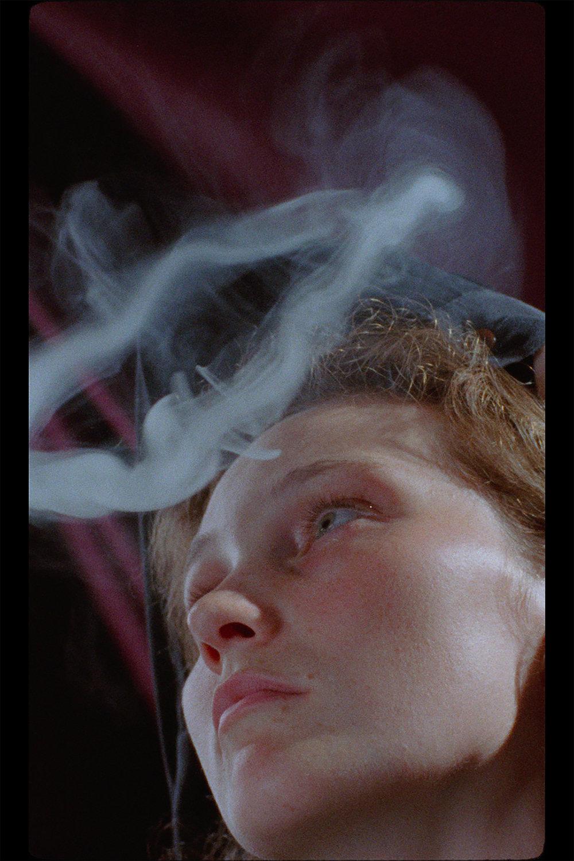 "Anna Franceschini. CARTABURRO. Film still from ""ARABESCO."" 2018. Courtesy of the artist."