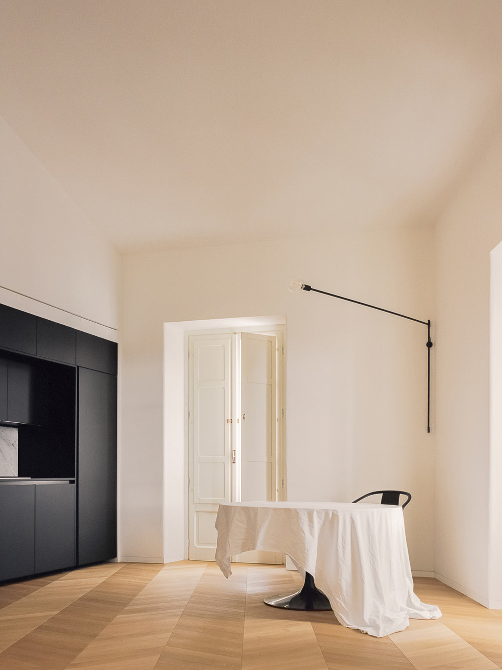 Corso Italia Apartment by SET Architects on Anniversary Magazine