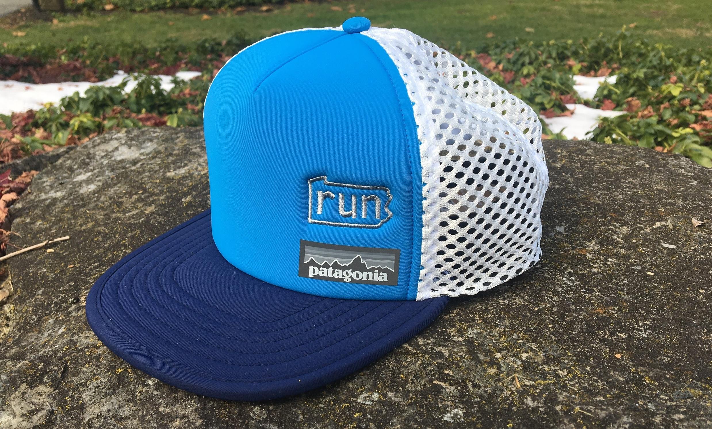Patagonia Duckbill Trucker (True Blue) —  RunPA d54bf94ede9