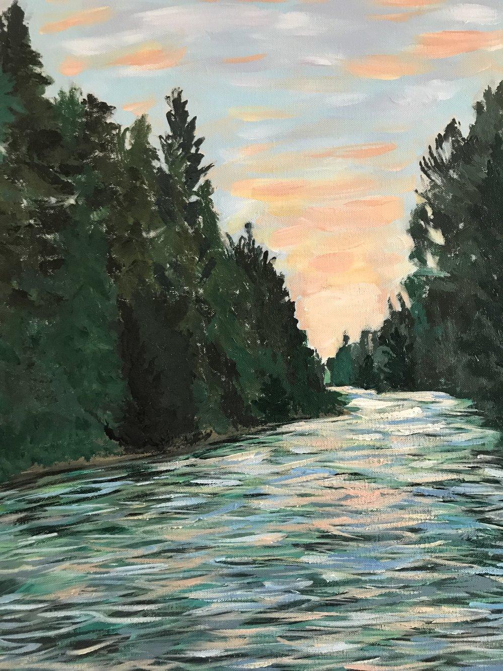 Beside still waters - 16