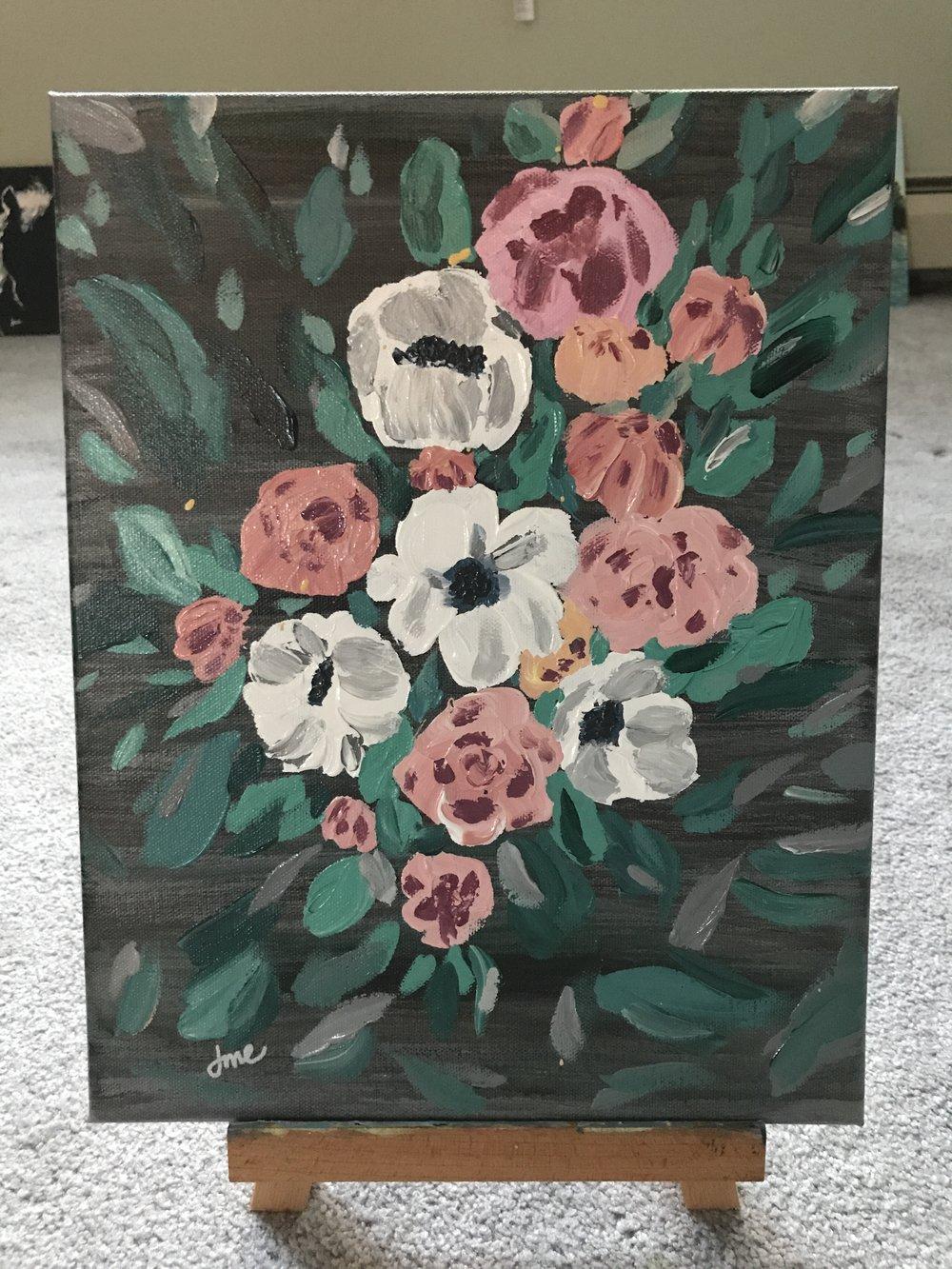 Rustic bouquet - 11