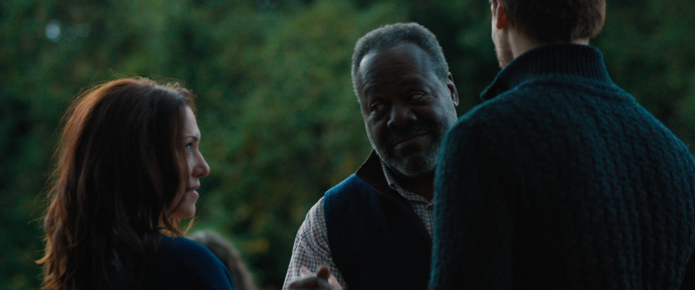 Frankie Faison as Roland ( Luke Cage, The Wire, Banshee, The Good Wife, Adam, Silence of the Lambs trilogy)