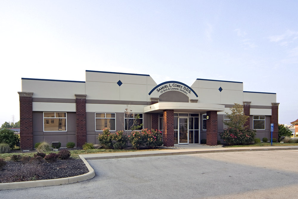 Dr. Corey DDS Medical Office Building