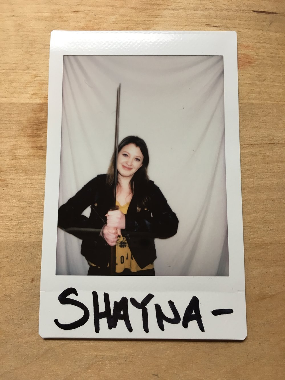 Shayna Chabrow    Publicist    Shayna.SubRosa@gmail.com       Currently listening to:   Ravyn Lenae  Steve Lacy  Nick Hakim  Japanese Breakfast  Tyler, The Creator  Jay Reatard  New Order  No Vacation  Yellow Days  SZA   Favorite Dipping Sauce:    BBQ   Superpower:    Mind Reading