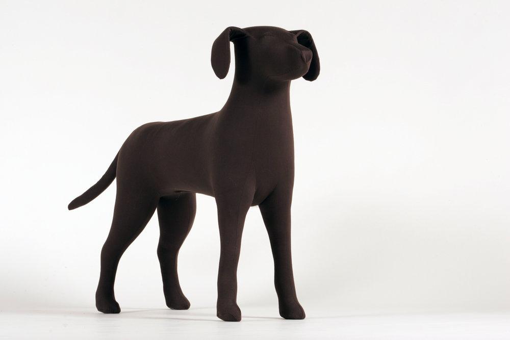 Labrador Retreiver Dog Mannequin