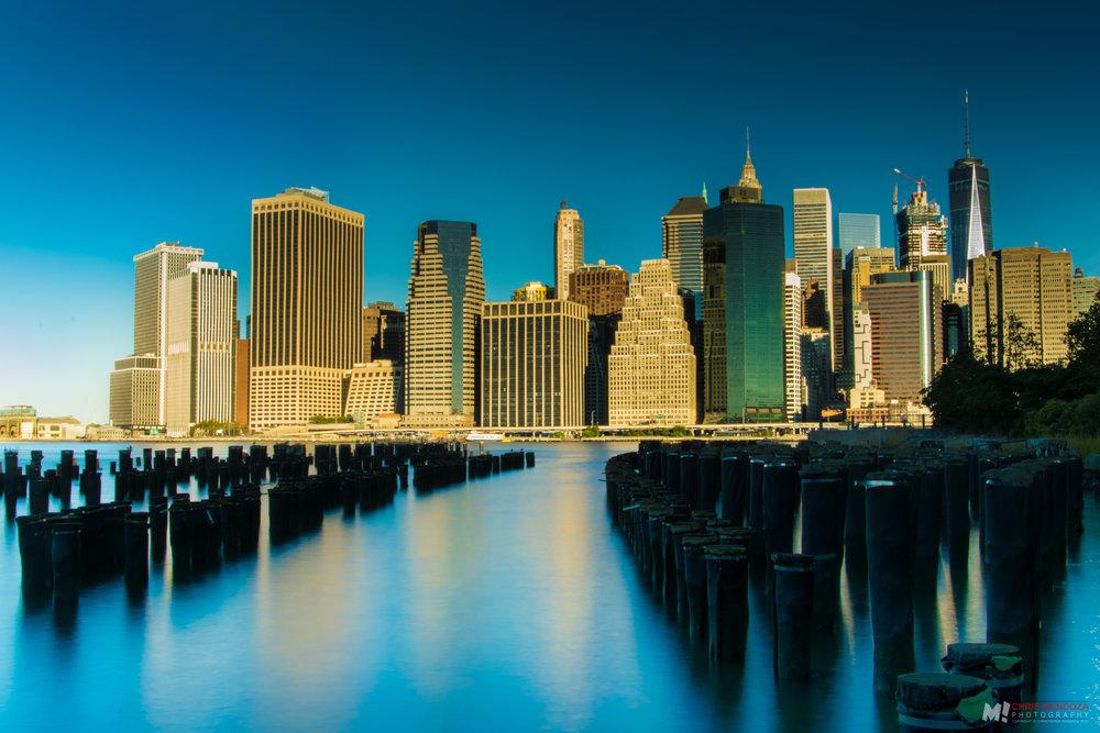 """""""Downtown Manhattan Skyline"""""""