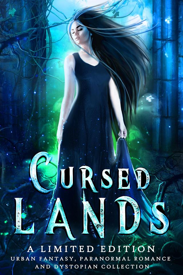 CURSED LANDS - Mysterious strangers. Hidden abilities. Inescapable darkness…Join our courageous heroines and heroes as they battle demons, governments, and secret organizations in worlds where fae, vampires, angels, witches, humans, and more fight for survival.Cursed Lands will lead you through one doomed world after another in this haunting dystopian, urban fantasy, and paranormal romance boxed set. Inside, you'll find 22 exclusive, page-turning tales from today's bestselling and award-winning authors.Do you dare venture into Cursed Lands, where magic, danger, and romance lurk between the shadows and the light?One-click today to indulge in over 100 hours of bewitching young adult and new adult reads in this epic limited time collection.