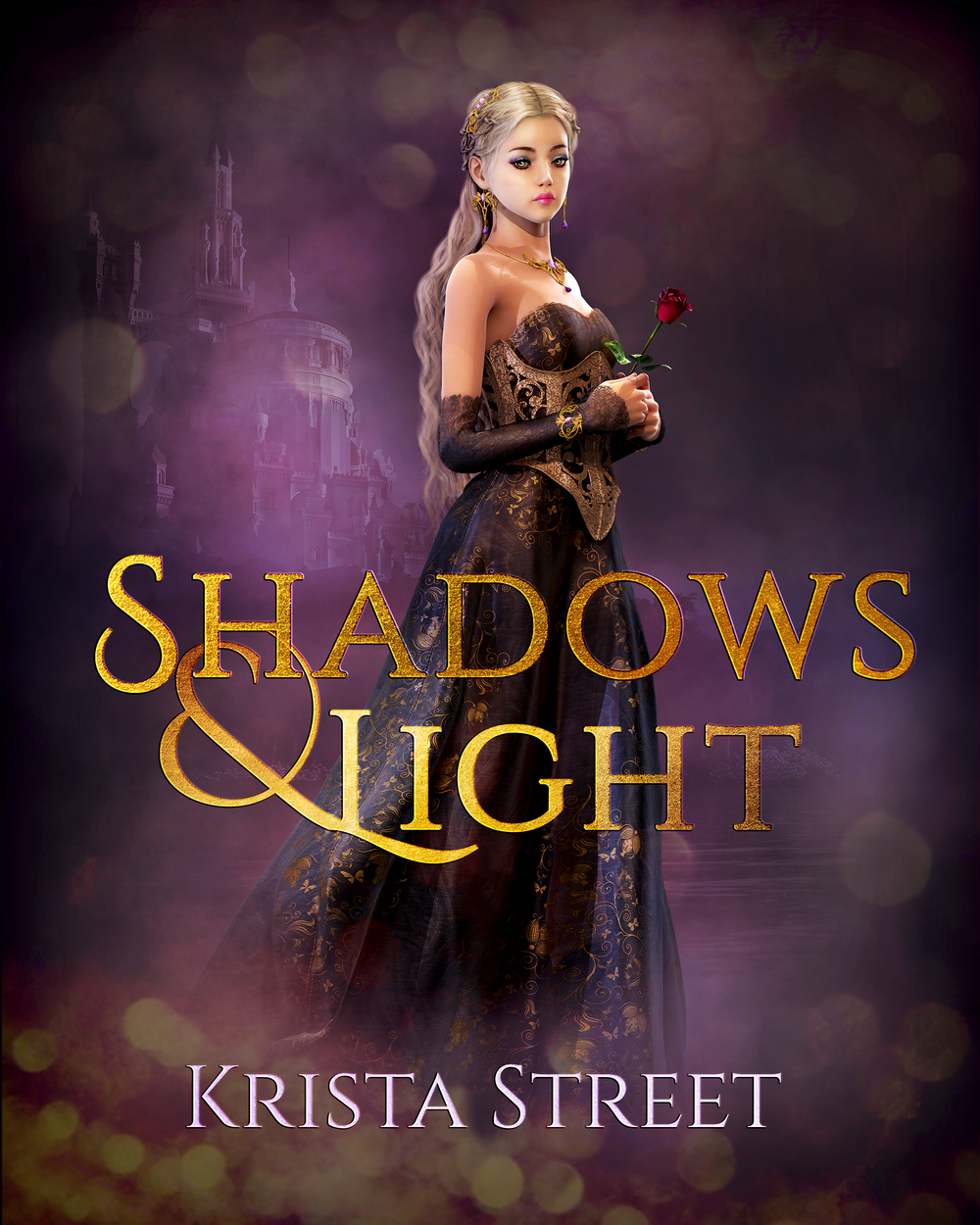 SHADOWS & LIGHT   Krista Street      Being a supernatural healer isn't easy, especially when a stalker wants you burned at the stake.  Fortunately, Daria Gresham's new bodyguard is the sexiest man she's ever met, but he has a secret that could shatter her entire world.