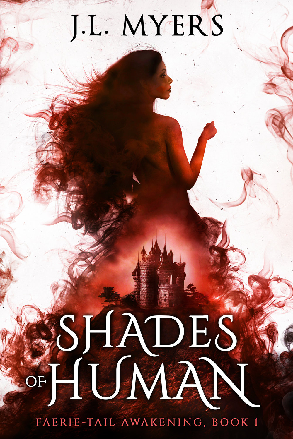 SHADES OF HUMAN   J.L. Myers    A girl who sees monsters.  A stalker who saves lives.  Is this a dream come true, or are Calli's nightmares coming to life?