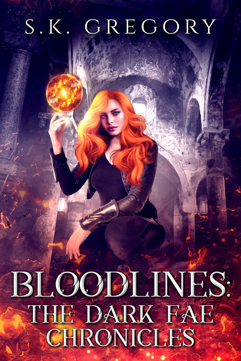 BLOODLINES: THE DARK FAE CHRONICLES   S. K. Gregory     When Nova discovers her Fae heritage, she becomes a target.  With the Dark Fae Queen trying to eradicate humans, Nova may be their last hope.