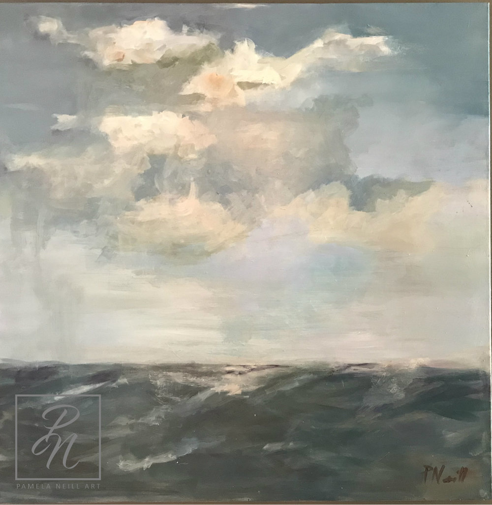 Katie's Clouds
