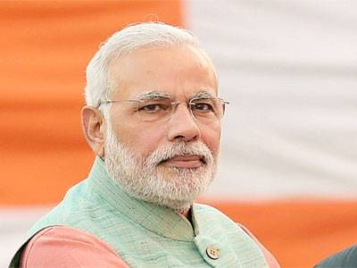 Indian Prime Minsiter Narender Modi