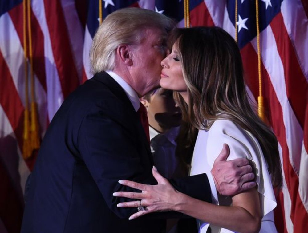 Donald Trump and 1st Lady