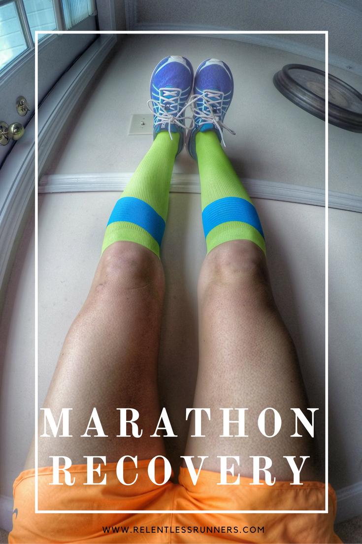 marathon recovery, recover from marathon,  relentless runners, run coach, coaching