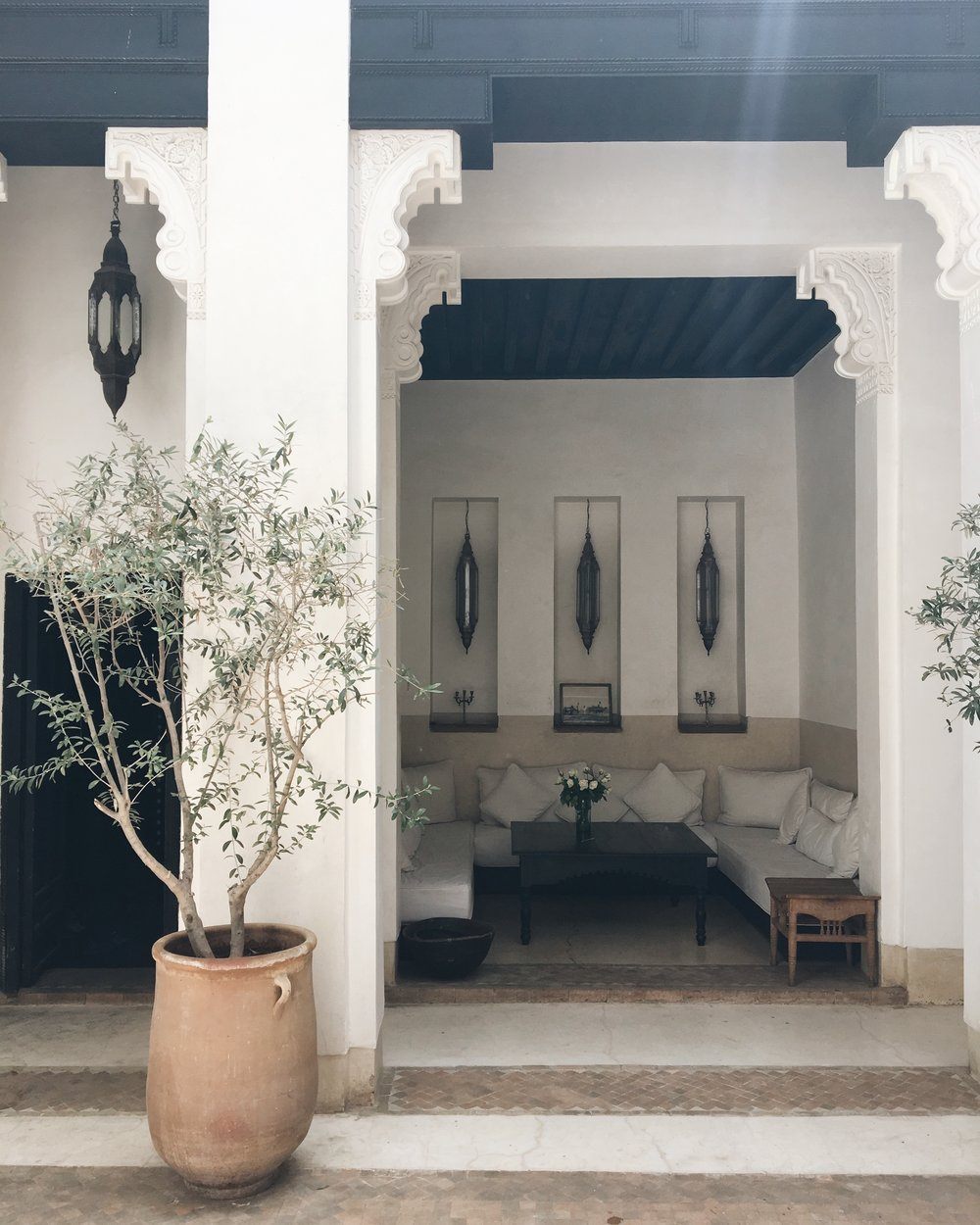Courtyard at Riad Azzouna 13 | Marrakech