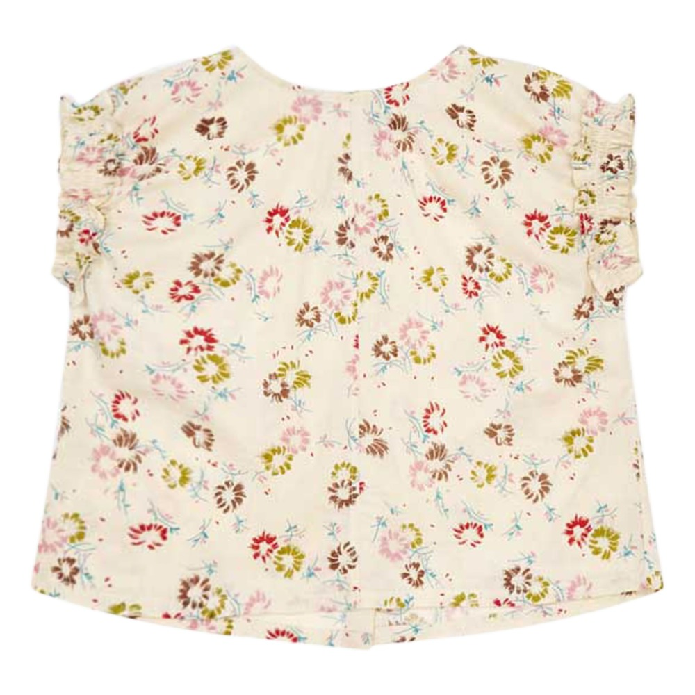 blouse CARAMEL
