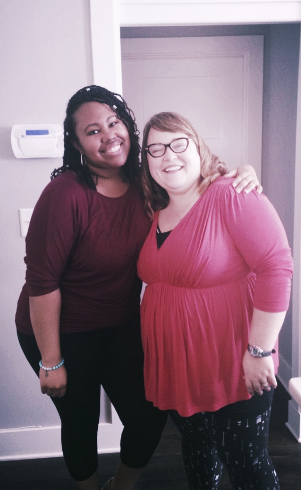 Anna Guest- Jelley - One of the sweetest souls I have met. It was a true honor to be selected to participate in her Curvy Yoga Teacher Training. She provided such a safe, nurturing, and loving experience.
