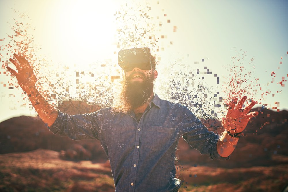 ....Virtual Reality & Immersive art..Réalité virtuelle & Art immersif....
