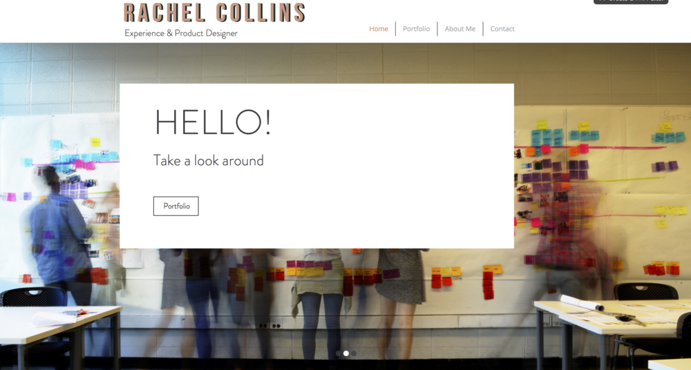 Rachel Collins - Featured on Terra: Grocery RedesignCheck her out here