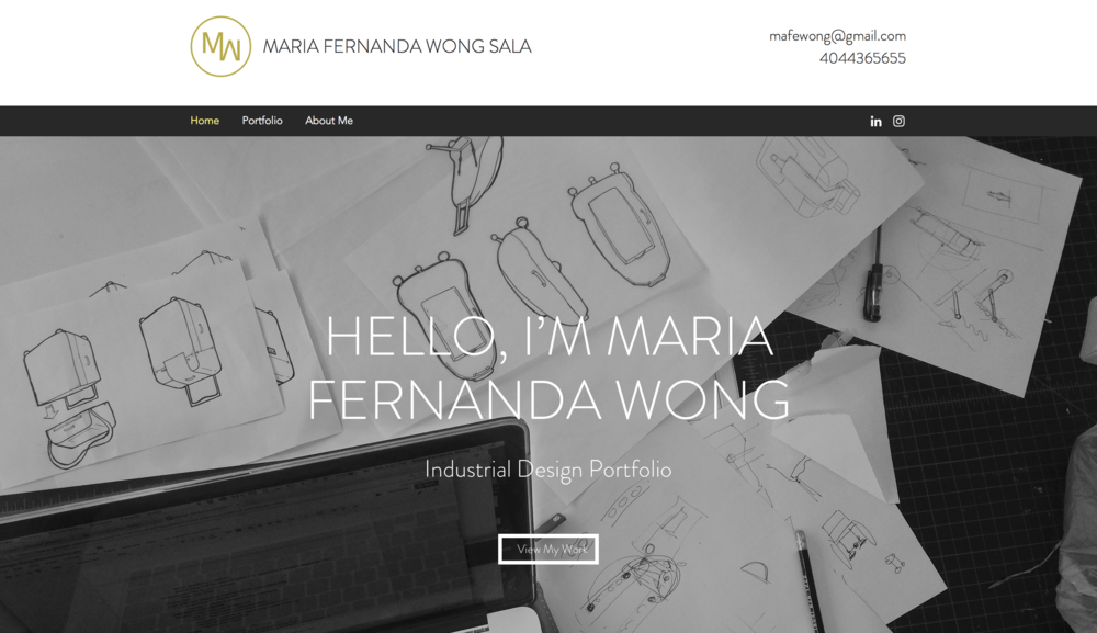 Maria Wong - Featured on Vive and Rock-ItCheck her out here