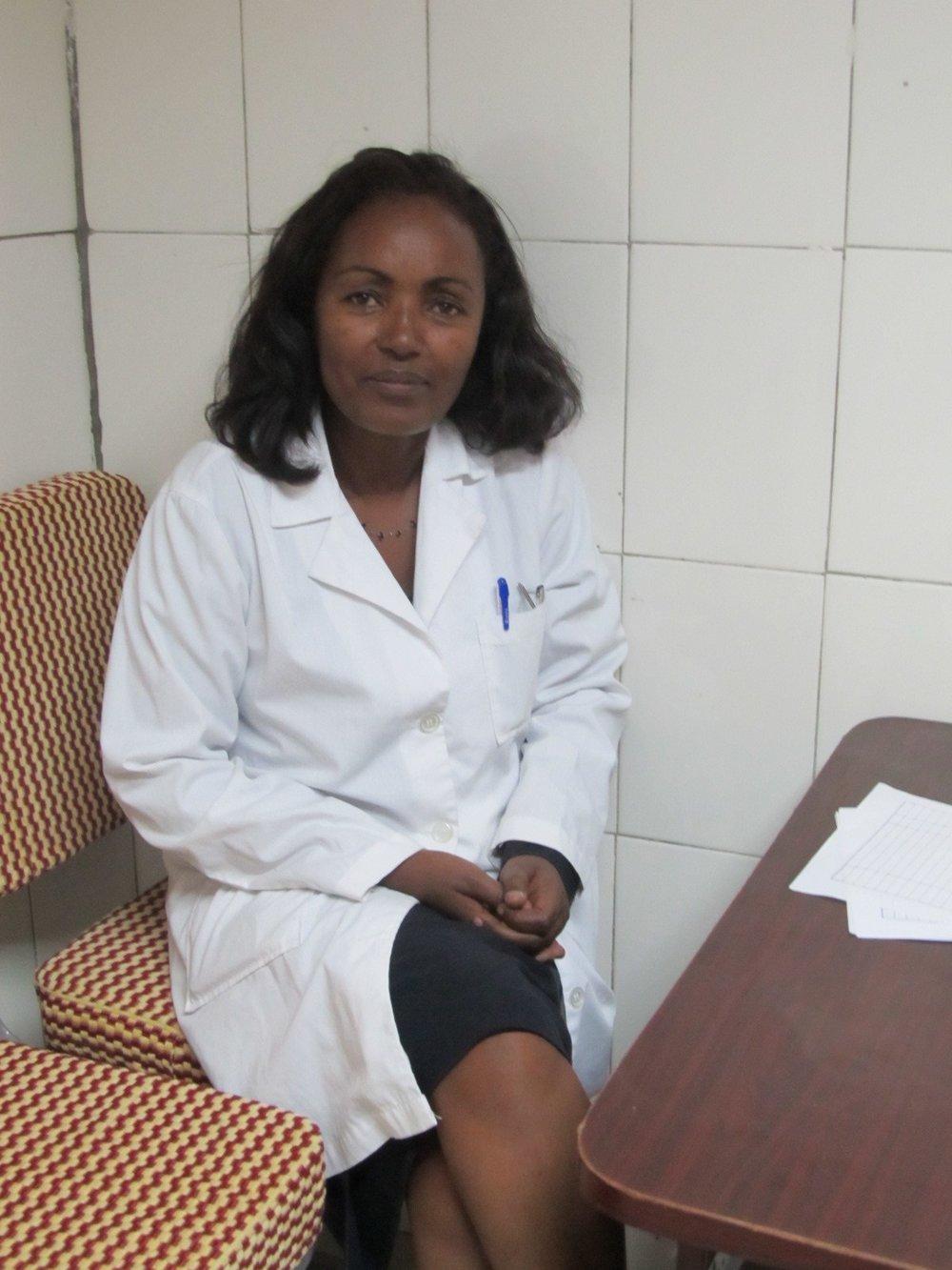 Dr. Mulu Muleta