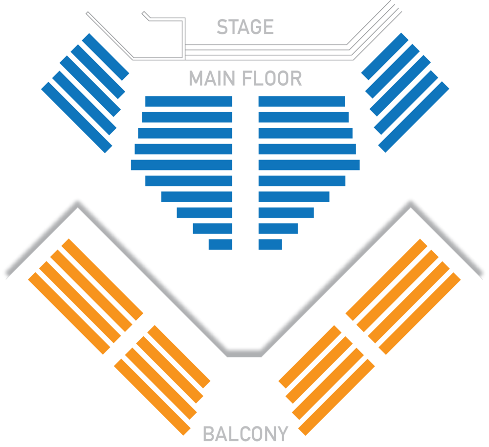 Click seating diagram to enlarge.