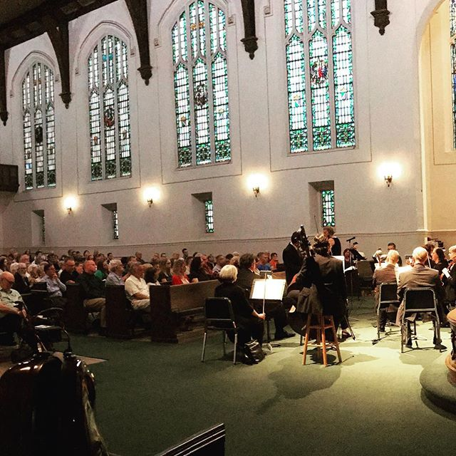 Thanks for joining us last night, #danvilleillinois—for 50 years of beautiful music! #vivaldi #fourseasons #dso1967