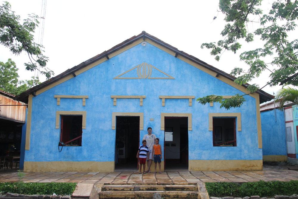 Fundação Casa Grande (Nova Olinda-CE)