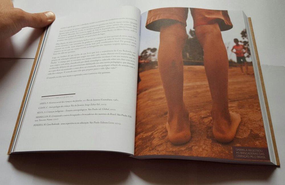 Projeto Infâncias, de Gabriela Romeu