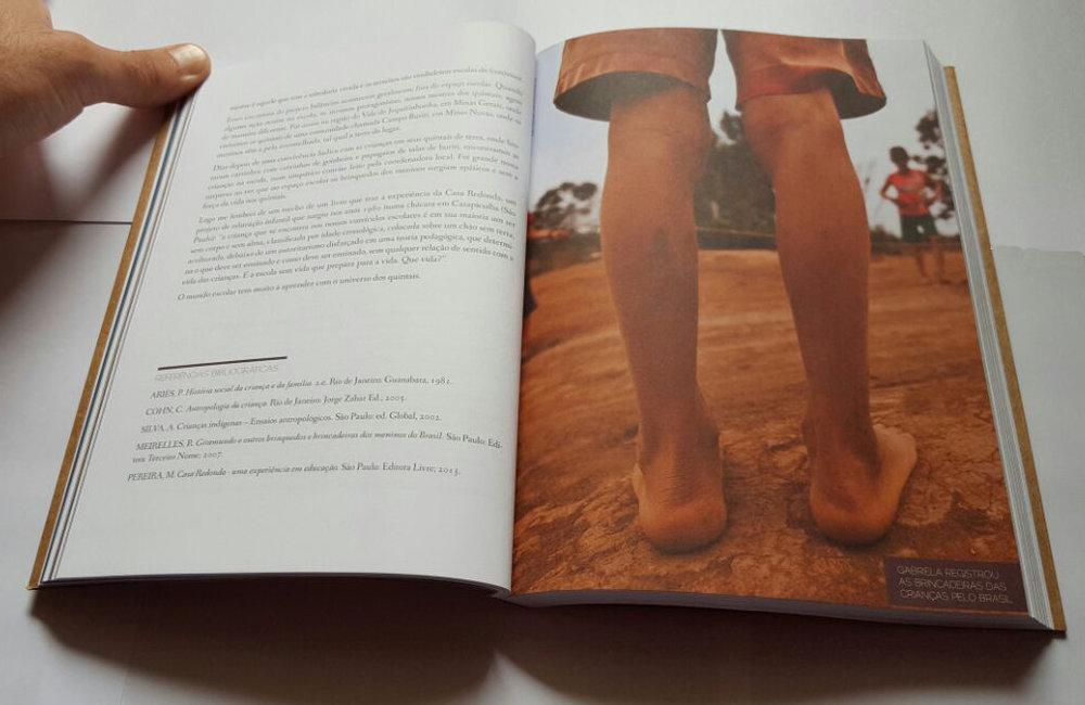 Ensaio do Projeto Infâncias, da colaboradora Gabriela Romeu