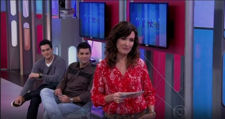 Encontro com Fátima Bernardes - TV Globo