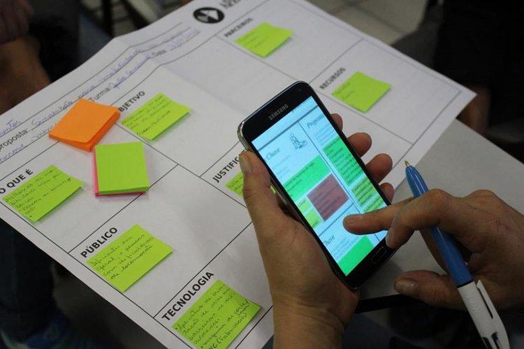 Programa Arrastart - ONG Arrastão e Pense Grande