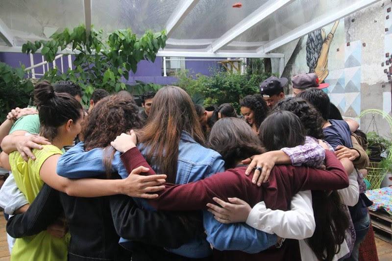 Workshop de Colaboração e Compartilhamento. Foto:EFFE4 Fotografia