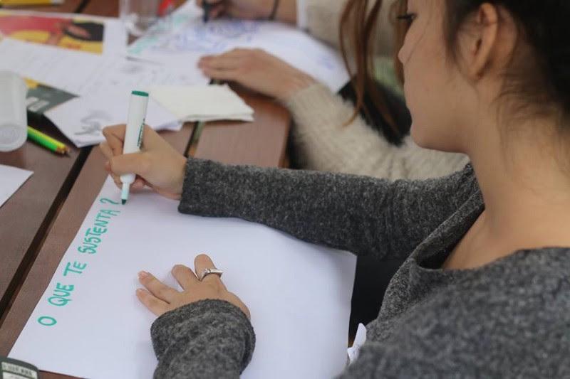 Hackathon de Educação da Casa do Presente. Foto:EFFE4 Fotografia