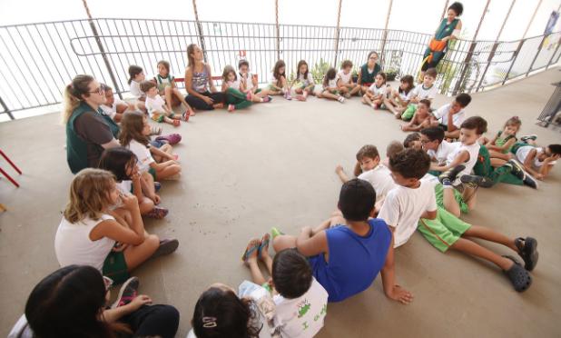 Wish School Vídeo com entrevista com Andressa Lutiano,criadora de uma escola bilíngue que teve uma virada de projeto pedagógico para começar a trabalhar com educação holística, sem provas e divisão por disciplinas e com foco na autonomia dos estudantes