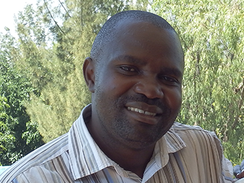 Edwin Amos Omollo  Founder, Executive Director of Einam