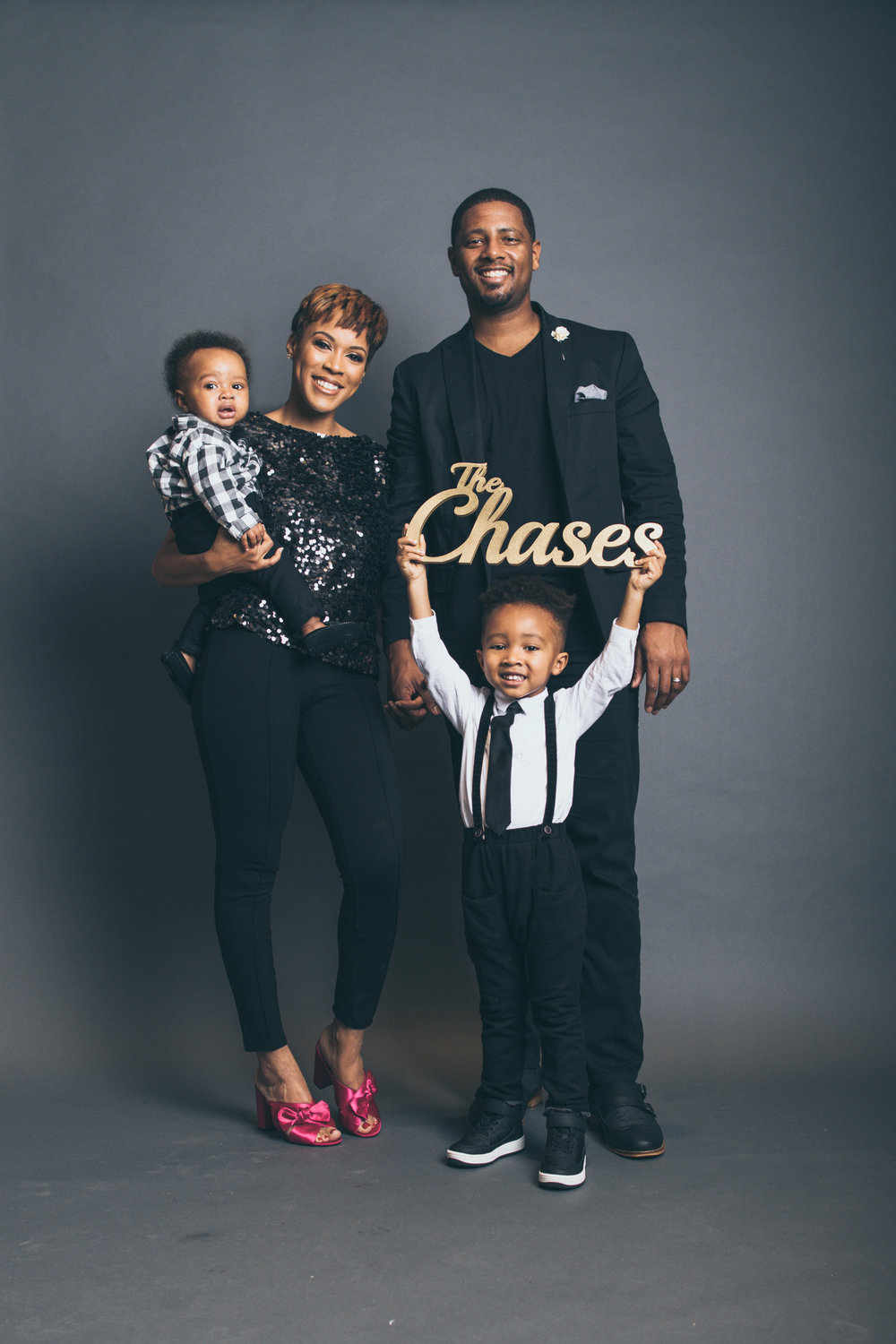 """Thank you sooo much we love them!!!! Thank you for your patience with us and for always being so awesome!!"" - The Chase Family"