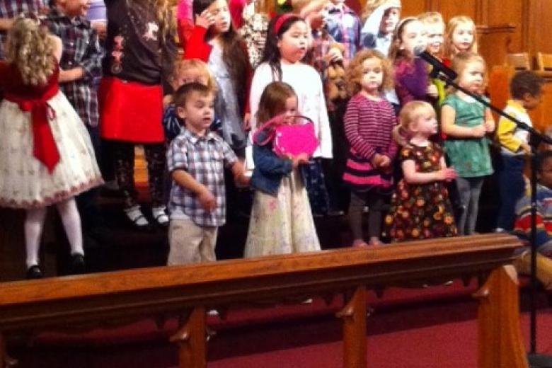 Copy of Serendipity Children's Choir